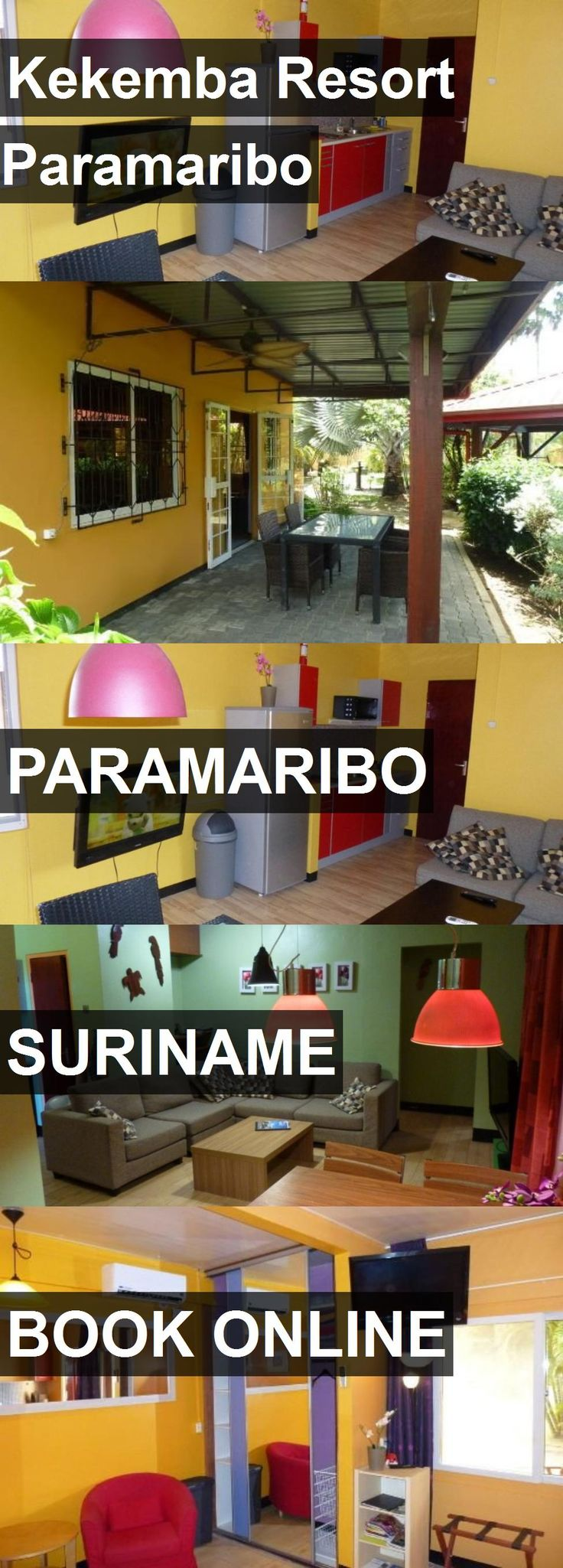 Hotel Kekemba Resort Paramaribo in Paramaribo, Suriname. For more information, photos, reviews and best prices please follow the link. #Suriname #Paramaribo #KekembaResortParamaribo #hotel #travel #vacation