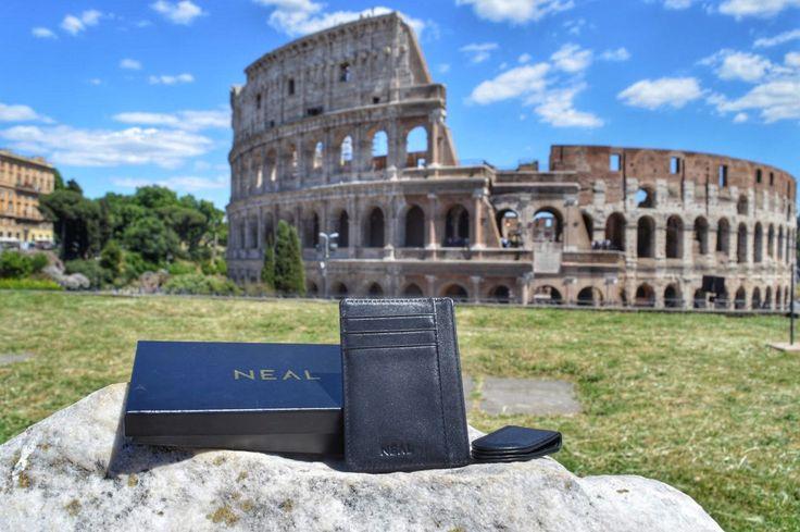 Looking for the best gift for men? Here you go:  NEAL Gift Set contains a Flawless Black Slim Wallet plus a Magnetic Money Clip and an Elegant Gift Box to wrap it all together.  Best gift idea for him ever.  #slimwallet #minimalistwallet #frontpocketwallet #thinwallet #rfid #rfidprotection #wallet #blackwallet #giftsformen #mengifts #giftbox #giftset #travelwallet