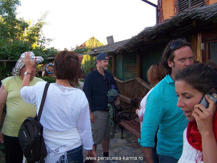 Pensiunea Karma Bed&Breakfast from Crisan Village, Danube Delta  Romania