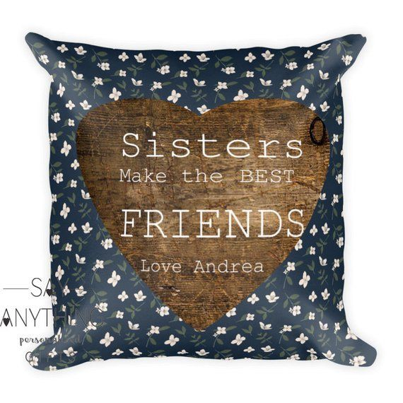 Personalized Gift-Customized Gift\u2013Sister Gift-Gift For Her-Gift For