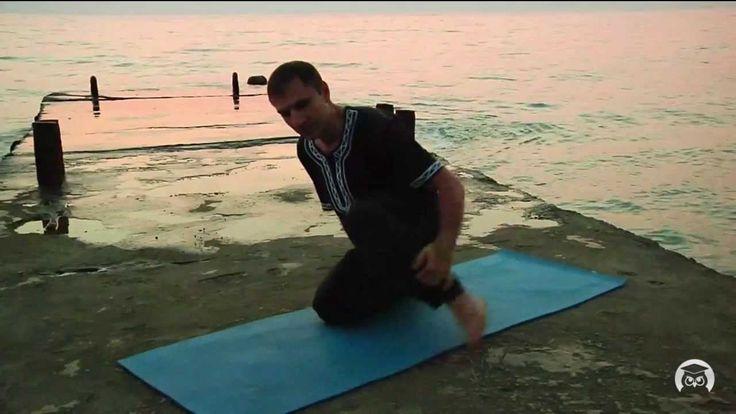 Йога. Лечение коленных суставов. Суставная гимнастика.