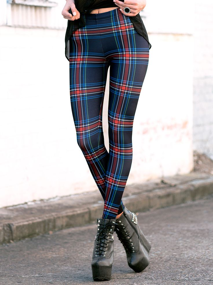Tartan Navy Toasties (WW $80AUD / US $64USD)