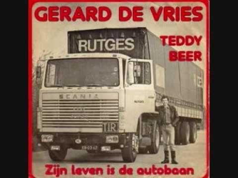Gerard de vries 'Teddy Beer'  1976