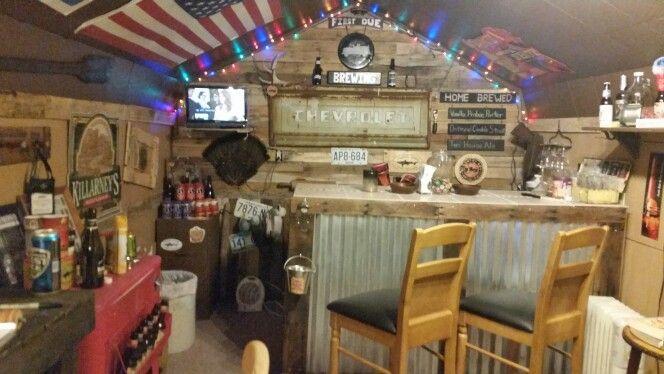 My Pub Shed Mancave Kevs Future House Pinterest