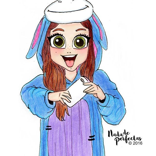 @KarolSevillaofc ❤ (She liked ❤ 27.12.16) con su pijama de Eeyore o Igor, de Winnie the Pooh! ❤Muchas gracias a todos y a cada uno que estuvo participando enviandome su dibujo sobre este dibujo que publique hoy muy tempranito en facebook.com/nadadeperfectas! Y quiero que ustedes participen también! #dibujandoconmisfans#dibujandoconmisseguidores Enviame tu dibujo sobre este dibujo o sobre el próximo que publicaré, o este dibujo coloreado o editado por vos, para realizar ...