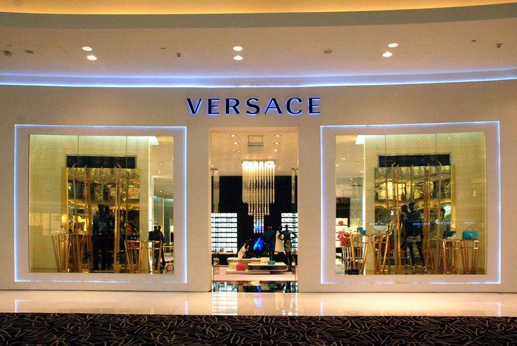Versace store DUBAI.