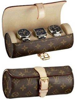 Louis Vuitton Watch Case