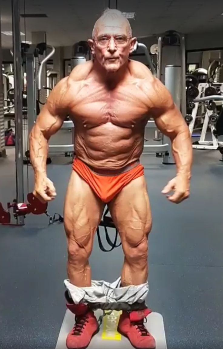 mature muscle