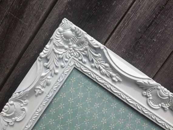 8 best White Ornate Shabby Chic Picture Frames images on Pinterest ...