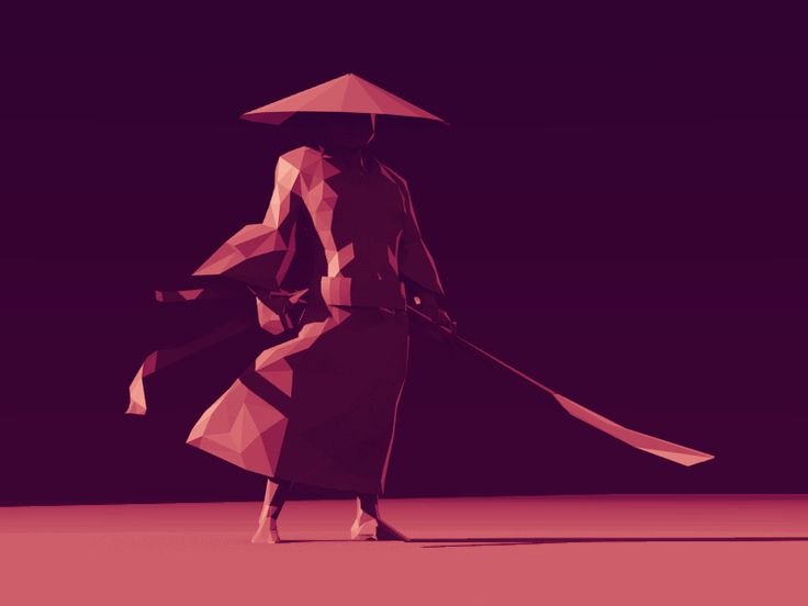 Low Poly Works by Jona Dinges