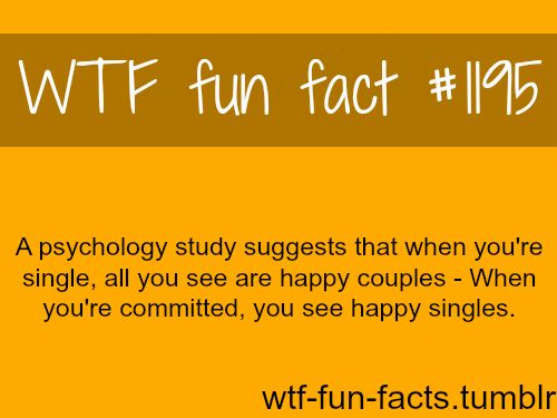 Psychology study - Relationships, love facts MORE OF WTF-FUN-FACTS are coming HERE relationship, love and weird facts