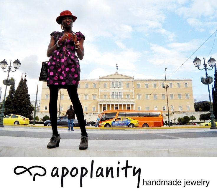 Wearing:Dress/River Island, Hat/Vintage, Bag/ Hermes, Watch/ Jord Waytches, Jewellery by Apoplanity Photos by: Sadinoel