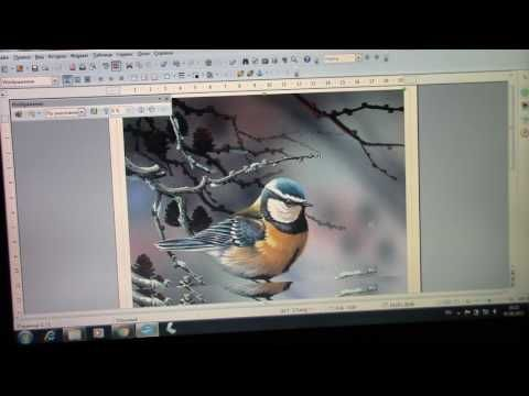 Как я распечатываю картинки для декупажа ХоббиМаркет - YouTube