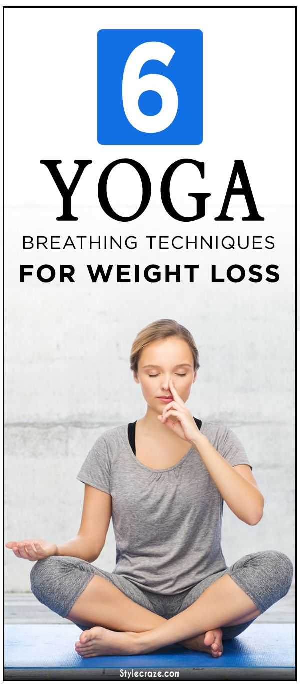 Yoga: Weight loss is the new rage throughout the world. In all this madness yoga breathing exercises provide an inexpensive and long term solution ... #Yoga