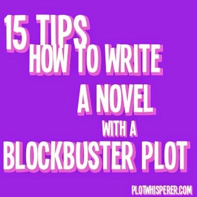 how to write a horror novel plot