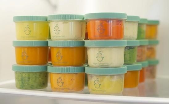 With Sage Spoonful's starter kits, recipe books, and food prep tools, you can now prepare nutritious and delicious baby food in bulk to save you time and money.