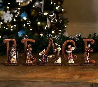 Nativity, Peace and Signs on Pinterest