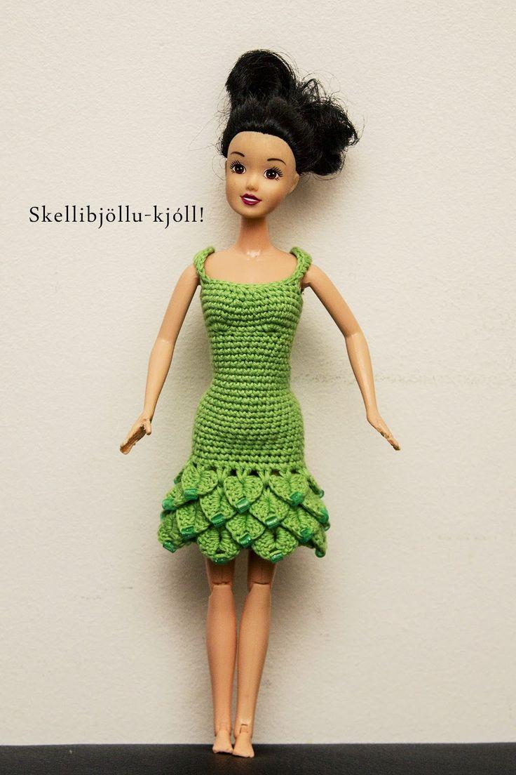 Snedder uppskrift skellibj llukj ll barbie