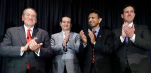 Republican Religious Fanatics Pose A Much Bigger Threat To Our Country Than ISIS  Read more at: http://www.forwardprogressives.com/republican-religious-fanatics-pose-bigger-threat-country-than-isis/