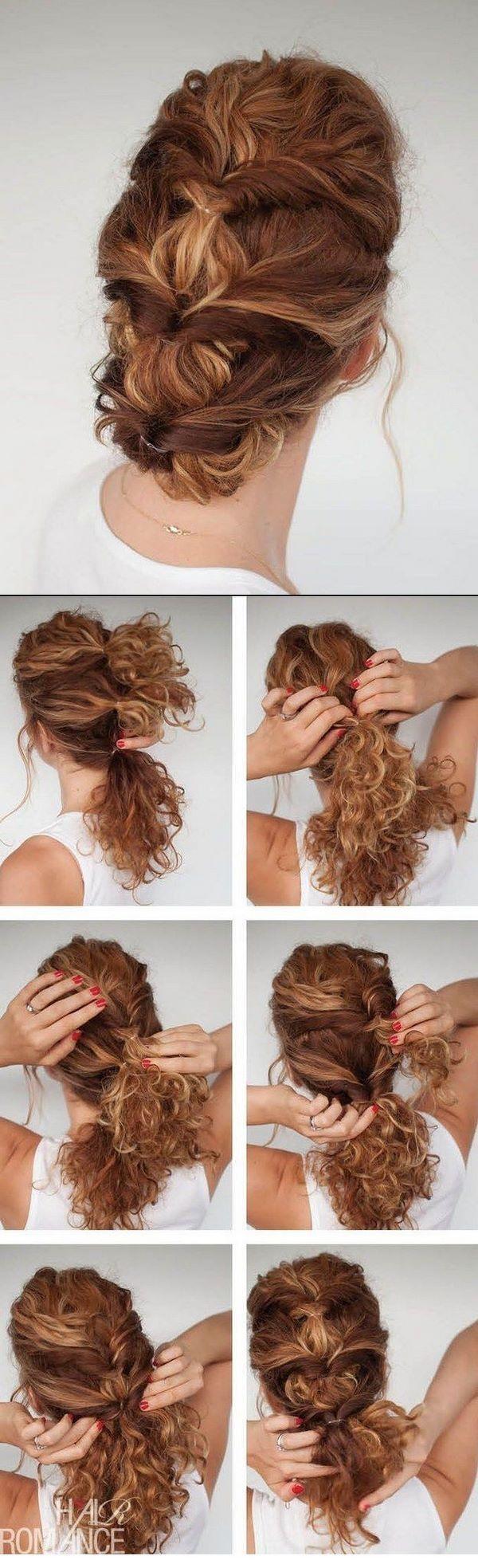 Night Hairstyles - Peinados de noche