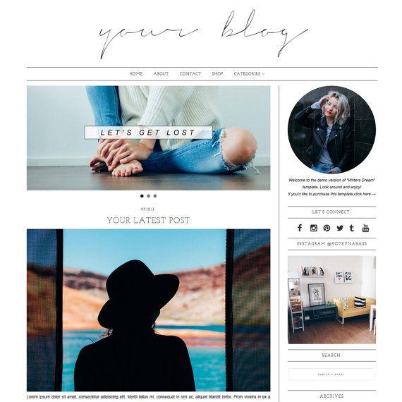 Responsive WordPress Theme Writers Dream //