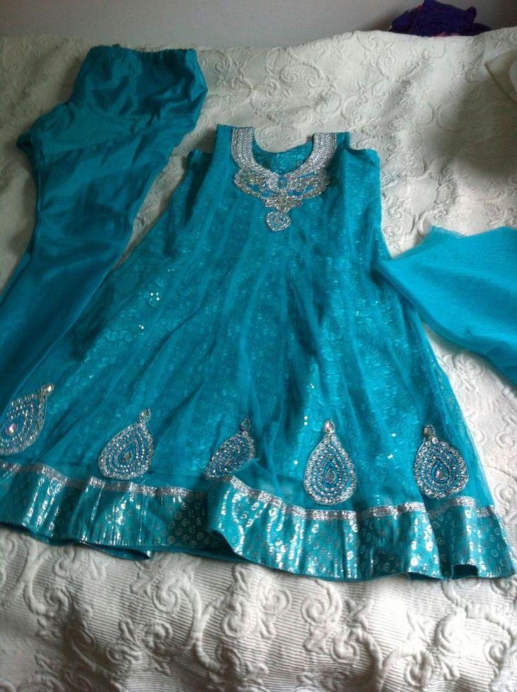 indische kleid salwar kameez anarkali bollywood