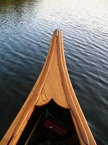 17 Best Images About Wood And Canvas Canoe On Pinterest