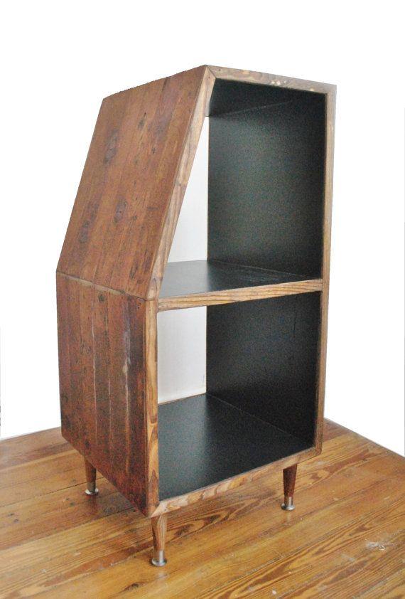les 25 meilleures id es de la cat gorie rangement pour disques vinyle sur pinterest stockage. Black Bedroom Furniture Sets. Home Design Ideas