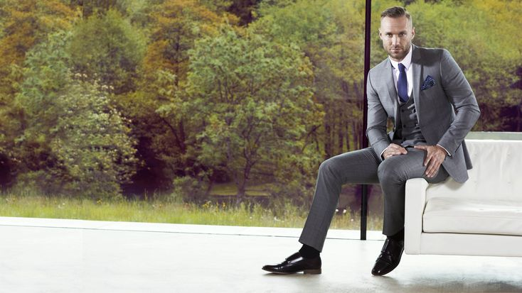 Calum Best models Burton's new autumn/winter 15 collection - Liverpool Echo
