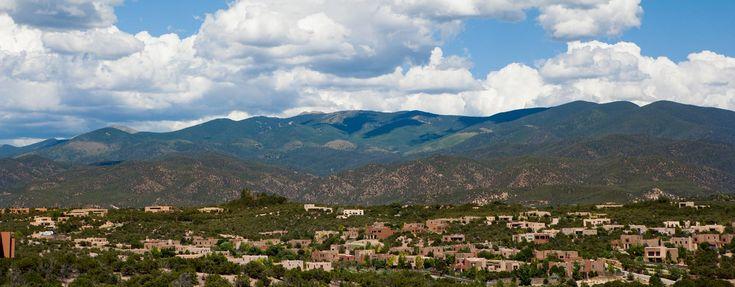 Visiting Santa Fe