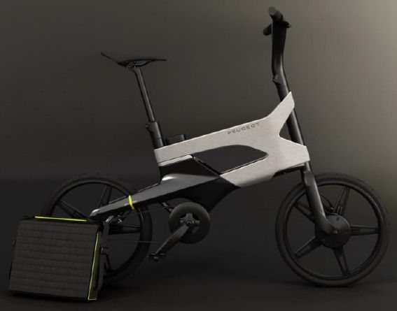 Peugeot reveals eDL 122: Bold and innovative mobility solution