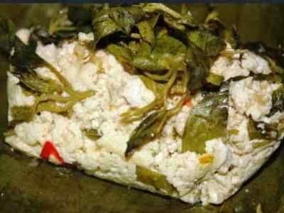Pepes Tahu Kemangi - Aneka panduan video cara membuat masakan dari resep pepes tahu kemangi daun jamur ayam udang yang paling praktis pedas enak dan sangat sederhana ada disini.
