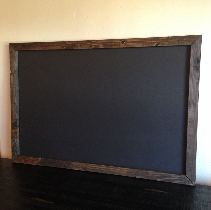 78 best ideas about large chalkboard on pinterest framed