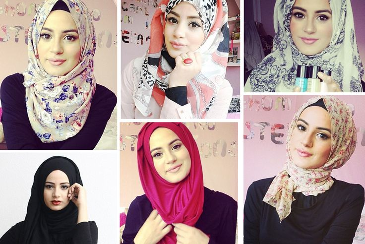 Easy And Simplest Hijab Tutorials For You.