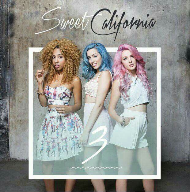 Sweet California: 3 (Deluxe. Edition) - 2016.