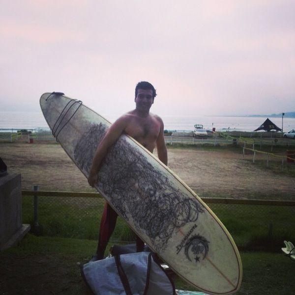 Mi longboard