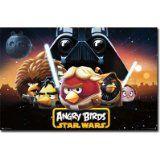 (22x34) Angry Birds Star Wars Video Game Poster - #Xbox360 #Xbox360accessories #Xbox360games -   (22x34) Angry Birds Star Wars Video Game Poster  decorate your walls with this brand new postereasy to frame and makes a great gift tooships quickly and