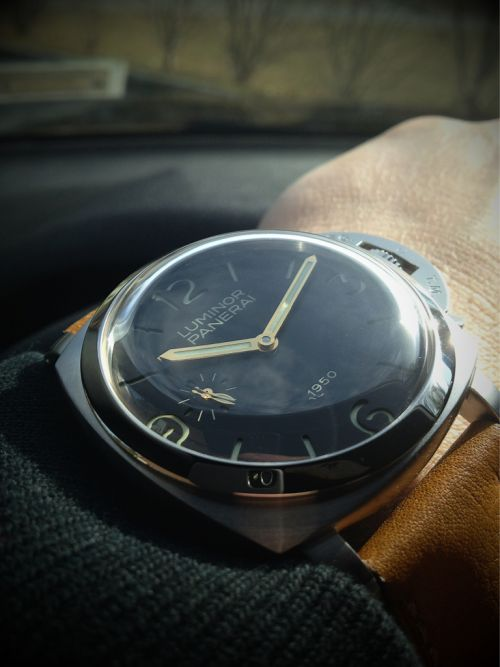 The Watch Spotter - Panerai 1950