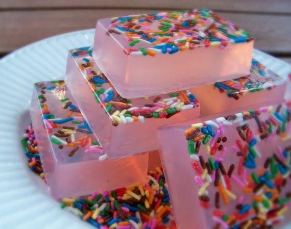 Candyshop Simply Soap handcrafted glycerin soap by Bumblys, $5.00