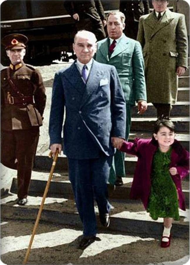 GREAT HERO and LEADER Mustafa Kemal ATATÜRK