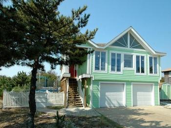 sea monster rental house