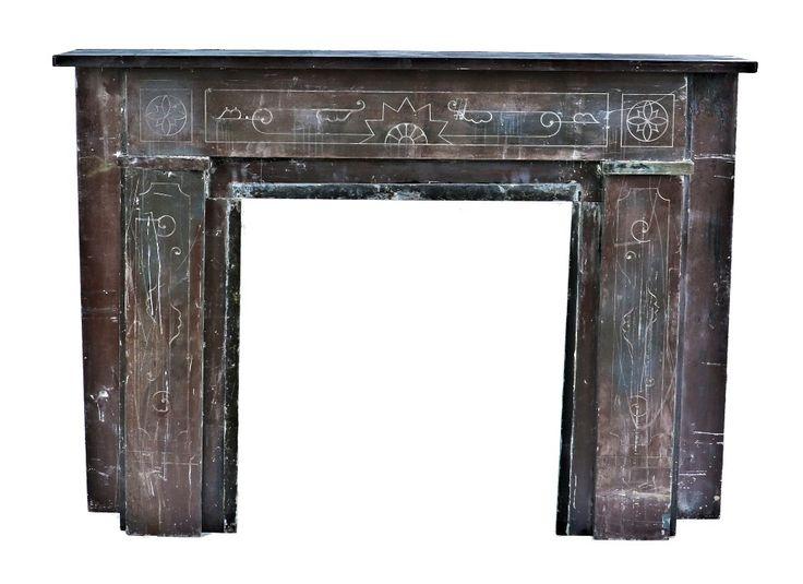 134 best antique fireplace mantels inserts images on pinterest mantles antique fireplace. Black Bedroom Furniture Sets. Home Design Ideas