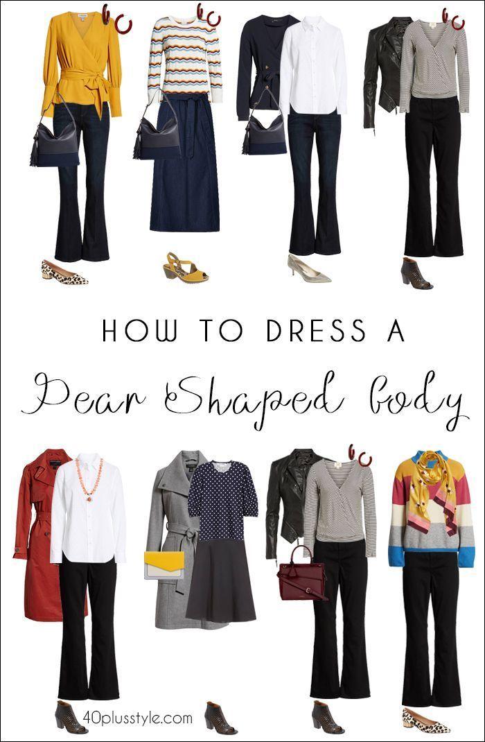 Pear Shape Fashion