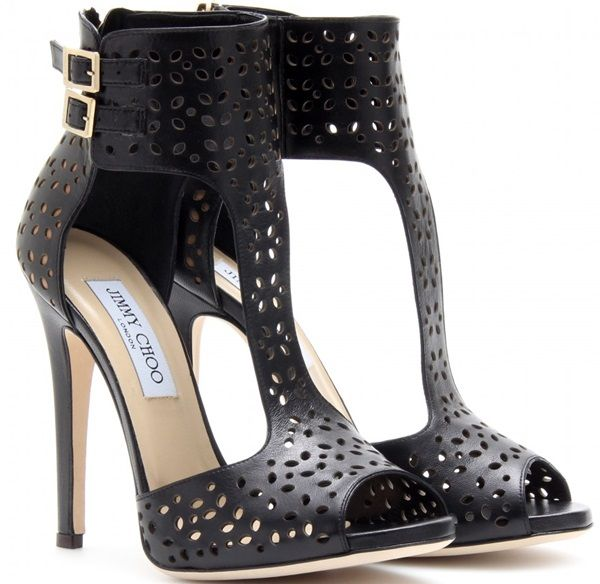 Standout Celebrity Heels from the Spring 2014 New York Fashion Week (Part 1)