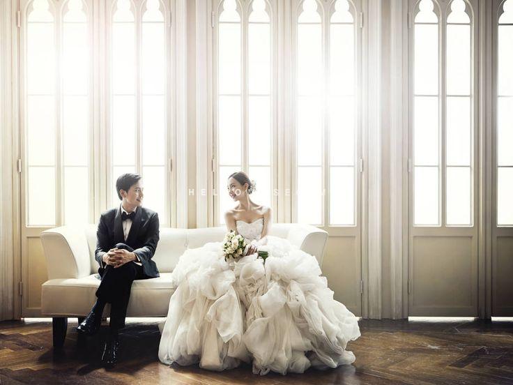Pium Studio New Wedding Photo Sample Brown Concept
