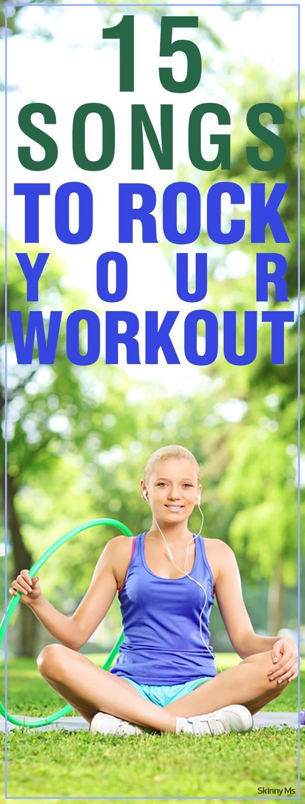This workout playlist is meant to energize you and keep you at peak performance from beginning to end.