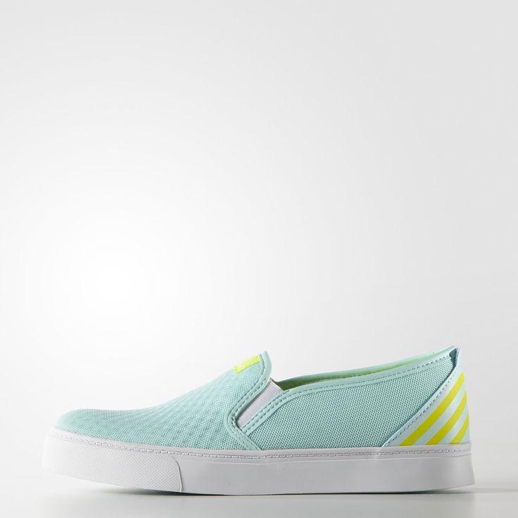 Adidas Superstar Slip On maron
