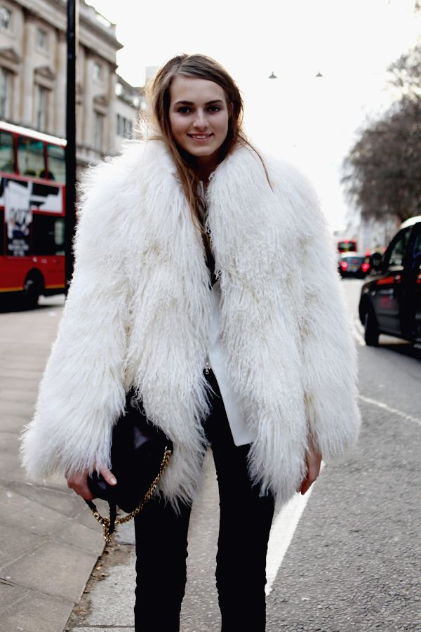 577 best FUR images on Pinterest | Winter fashion, Fur and Fur fashion