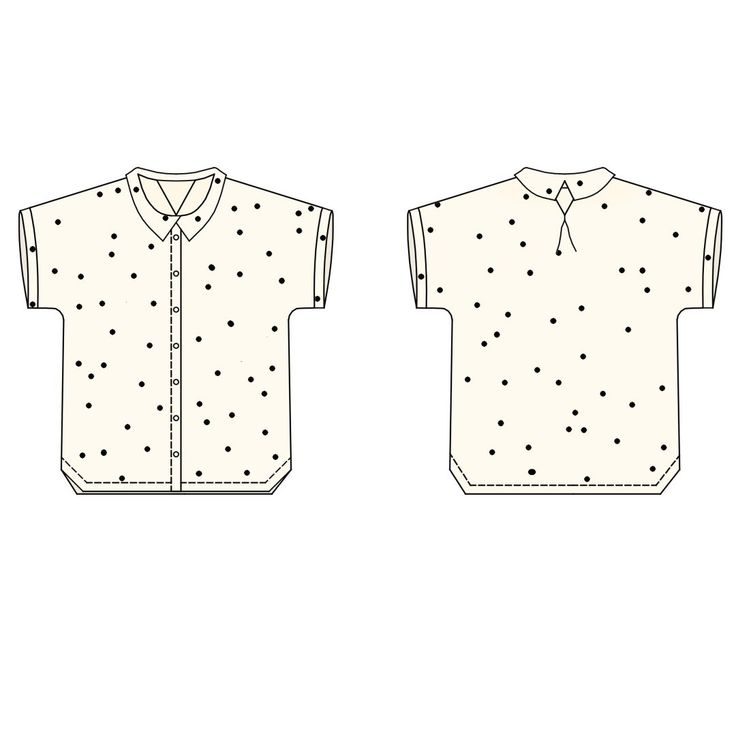 109 best Schnittmuster Blusen & Shirts images on Pinterest | Blusen ...