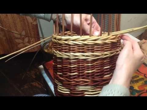 (866) Плетение цепочка( прямая+обратная верёвочка). - YouTube